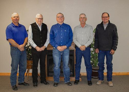 Bennet County Hospital Board Members